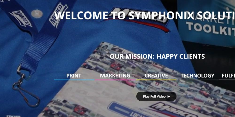 Symphonix Solutions - Marketing Company
